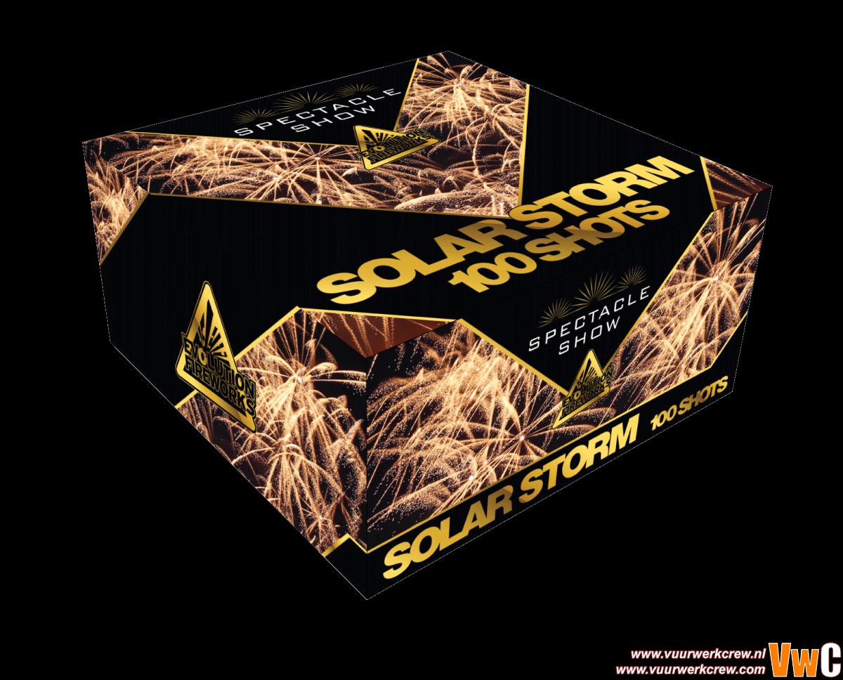 ssb-100-a solar-storm 3d by Scav in Cakes en fonteinen