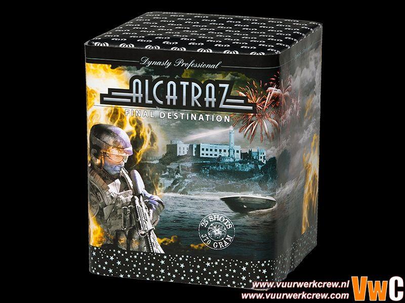 Alcatraz by Viva la Bang in Cakes en fonteinen