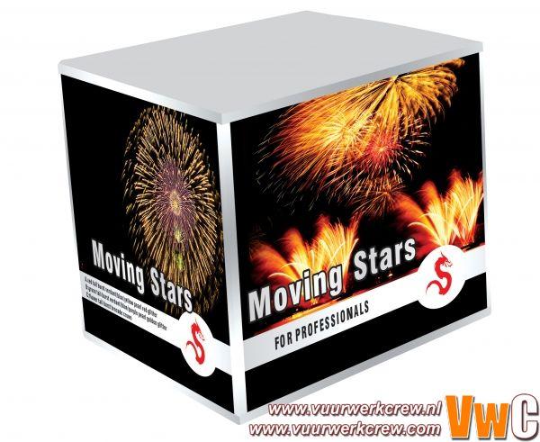 Moving Stars by Viva la Bang in Cakes en fonteinen