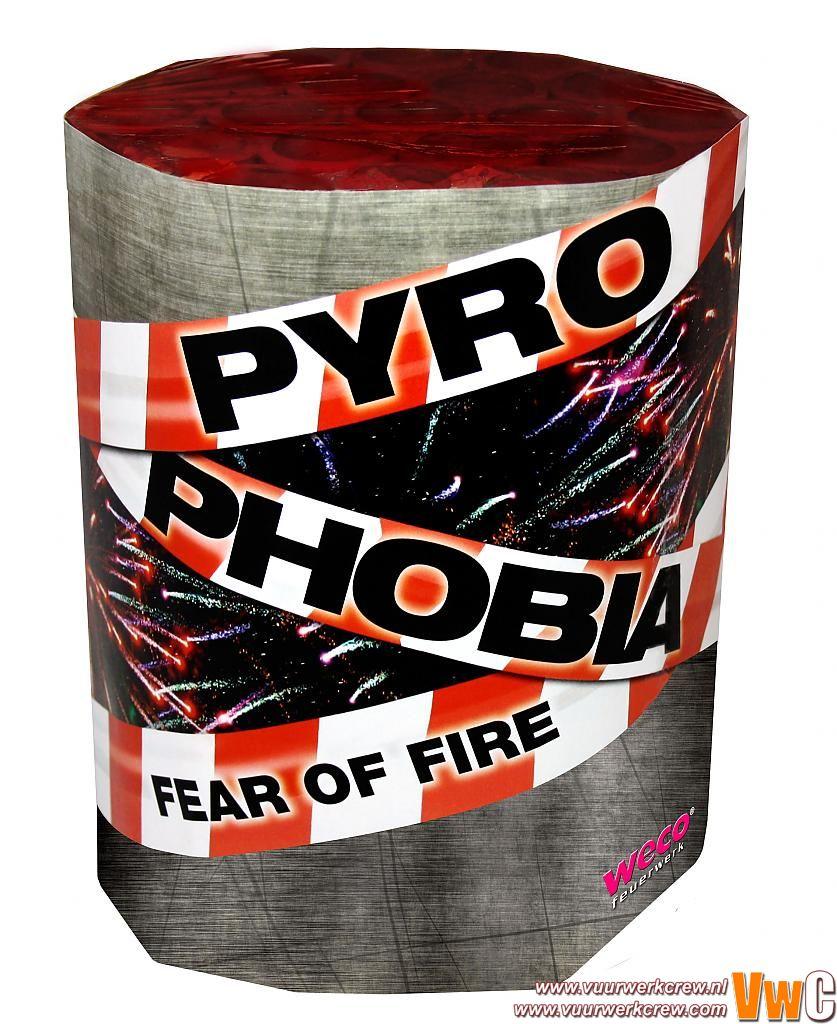 Pyro Phobia Weco by Viva la Bang in Cakes en fonteinen