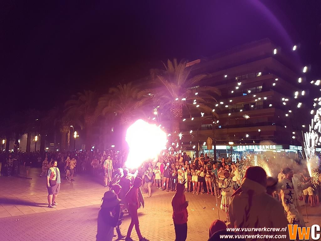 Correfoc actie by pyrofan#1 in Shows Buitenland