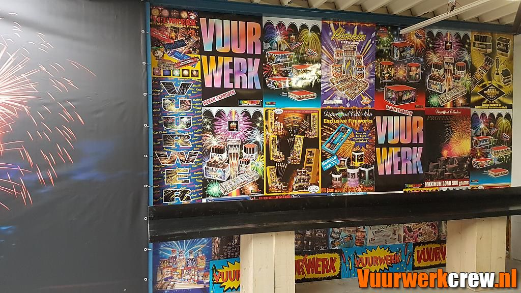 Zoetermeerse Vuurwerkhal by pyrofan#1 in Nederlandse winkels