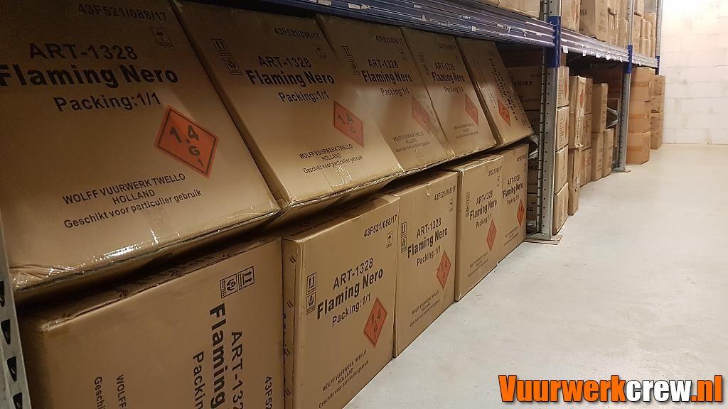 Breda Vuurwerk by pyrofan#1 in Nederlandse winkels