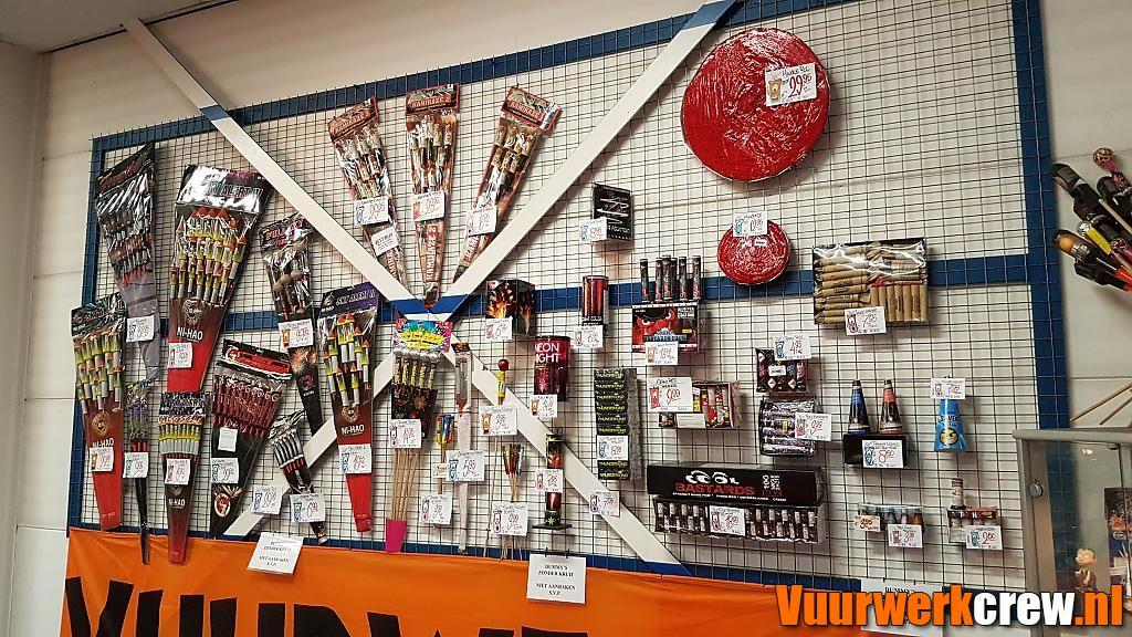 Rijswijkse Vuurwerkhal by pyrofan#1 in Nederlandse winkels