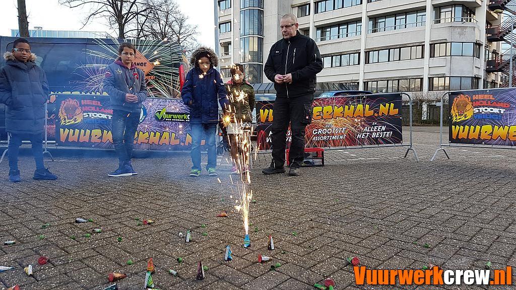 Rijswijske Vuurwerkhal by pyrofan#1 in Nederlandse winkels