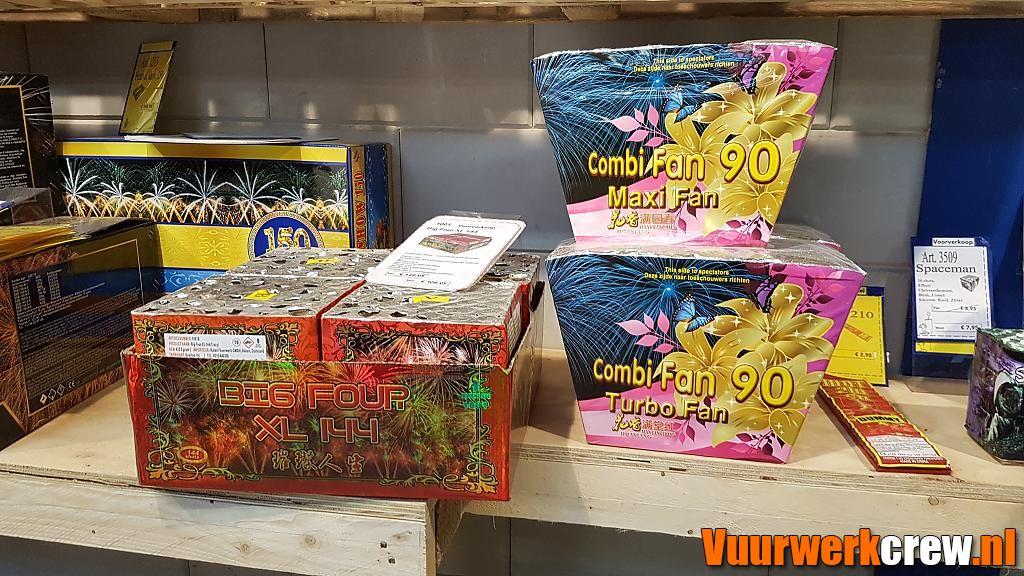 Vuurwerk Berkel by pyrofan#1 in Nederlandse winkels