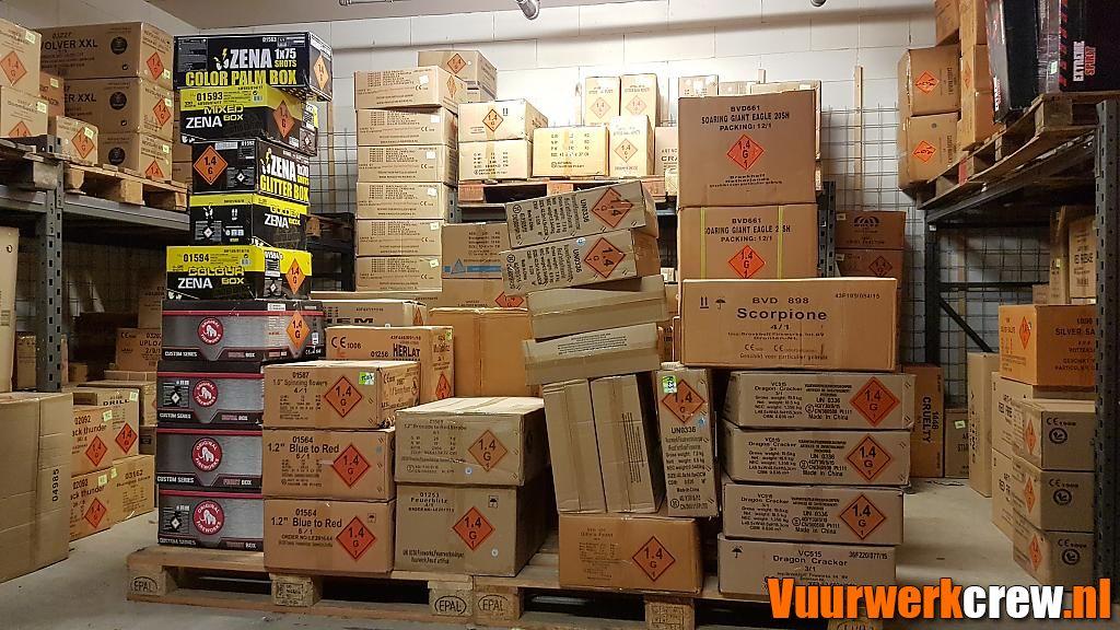 Vuurwerkbunker Pijnacker by pyrofan#1 in Nederlandse winkels