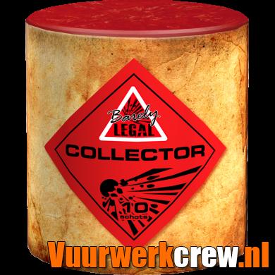 collector barely legal vuurwerktotaal