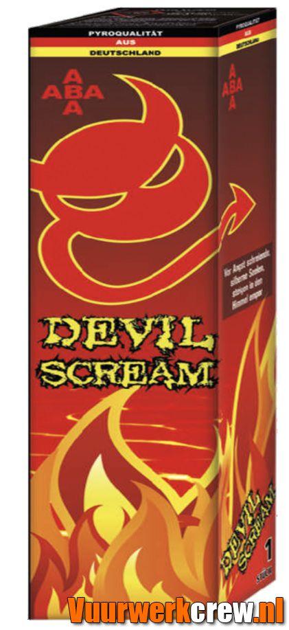 devil scream by pyrofan#1 in Cakes en fonteinen