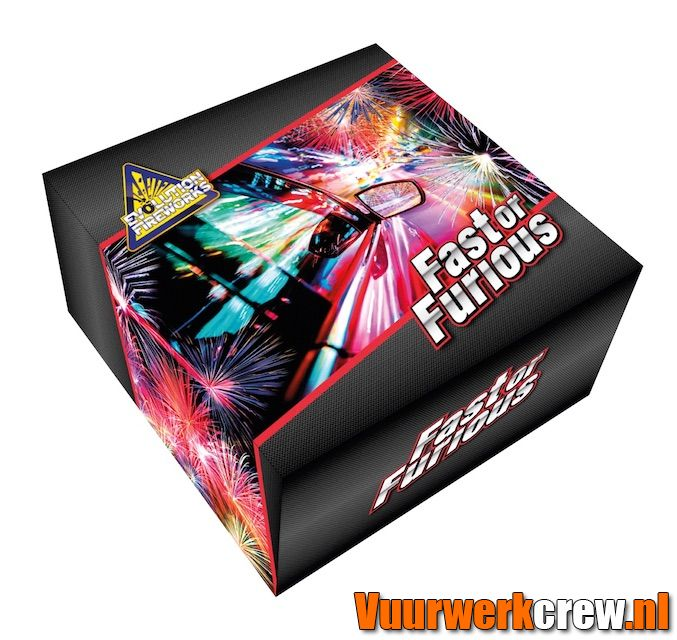 fast or furious box by pyrofan#1 in Evolution Fireworks