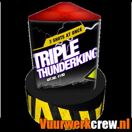 katan triple thunderking by pyrofan#1 in Cakes en fonteinen