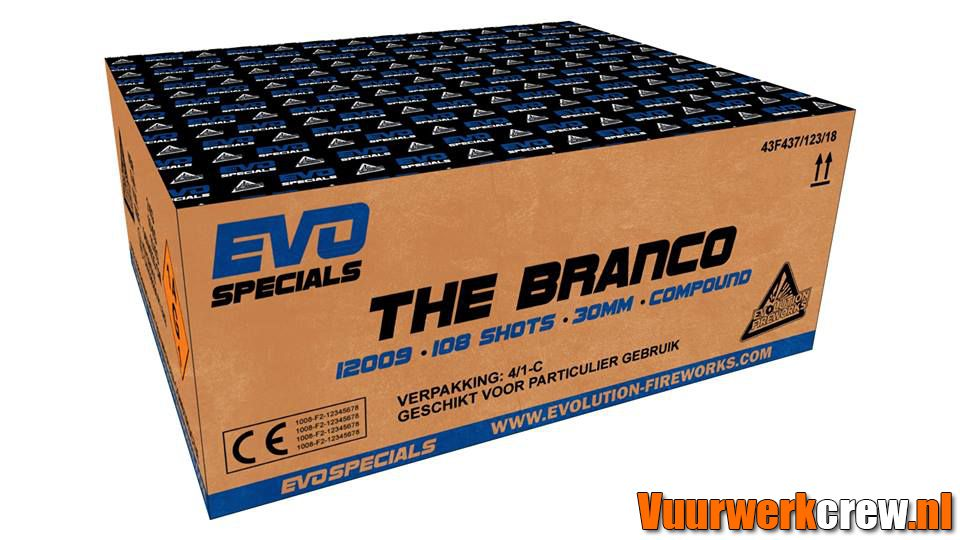Evo Specials The Branco by pyrofan#1 in Cakes en fonteinen