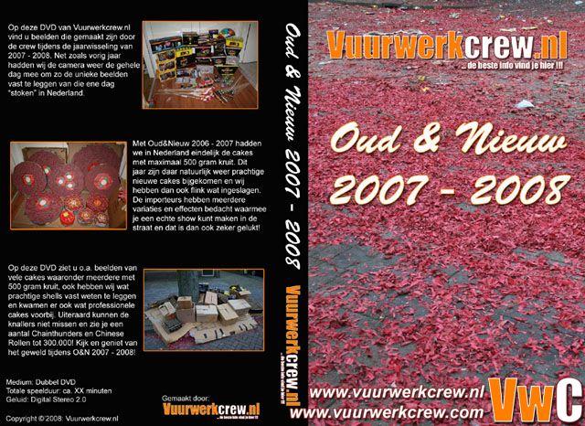 Dvd O&n2008 Vwc