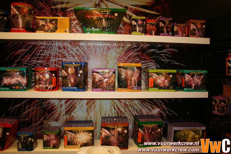 Bezoek Schuurmans Vuurwerk 02-11-2011