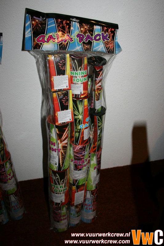 Bezoek Rubro Vuurwerk 10-10-2008