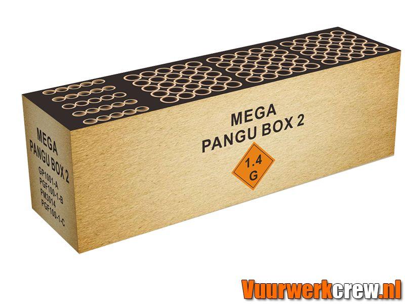 Mega Pangu Box Mega Vuurwerk Leeuwarden Vuurwerkcrew