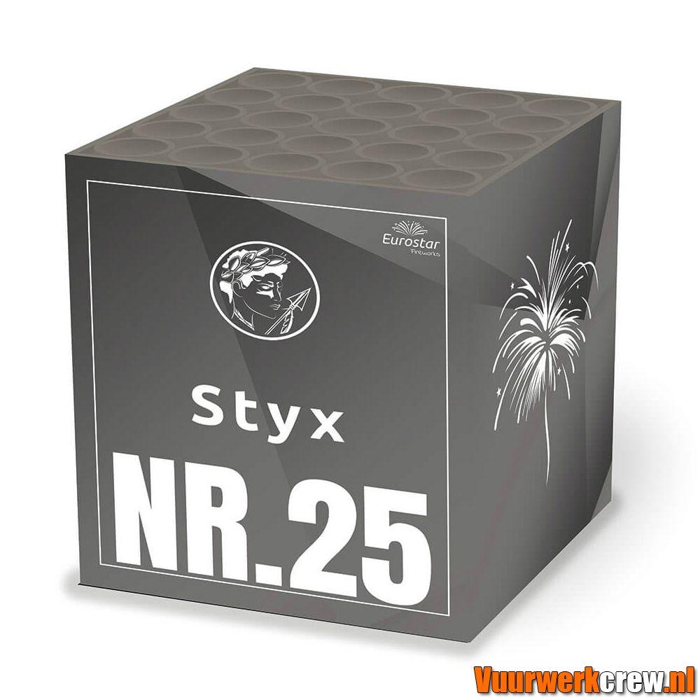 Eurostar Fireworks 2017 Vuurwerkcrew