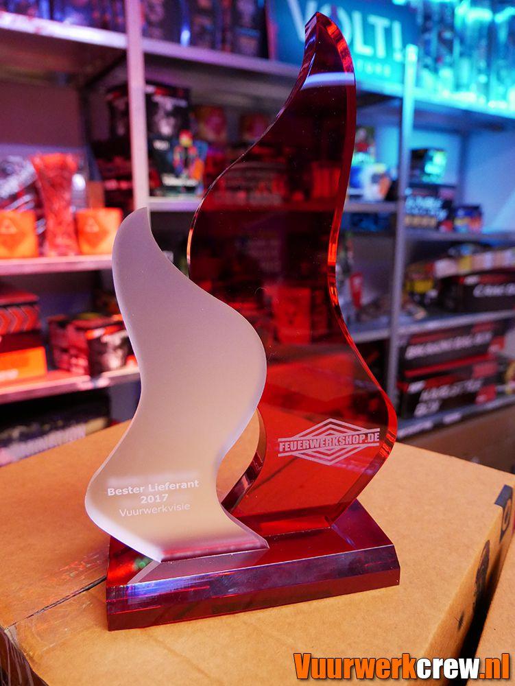 Vuurwerktotaal Vuurwerkvisie 2018 Beste Vuurwerkimporteur 2017