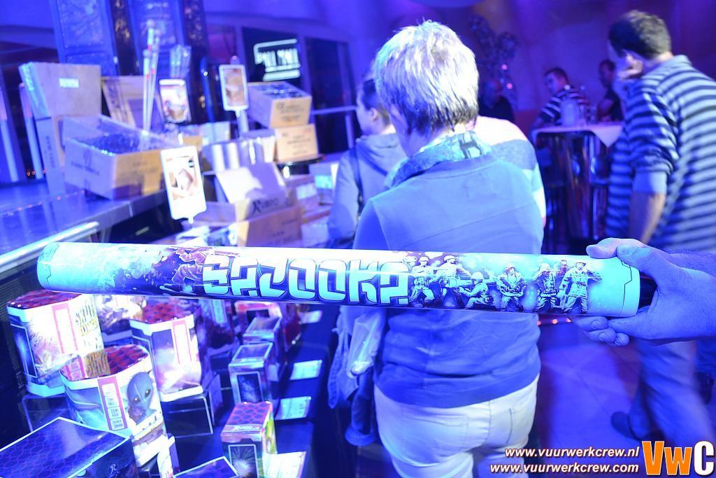 Rubro vuurwerk 2014 by Nitraat12 in Demo's van importeurs
