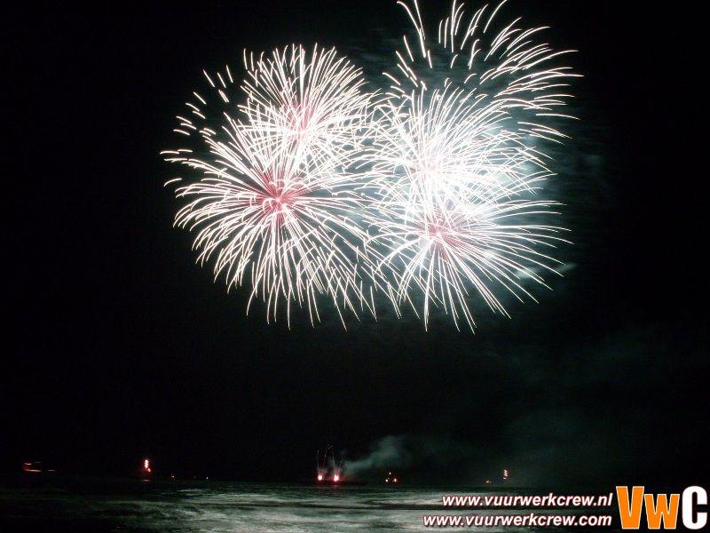 Internationaal Vuurwerkfestival Scheveningen 2008 - Brazilië