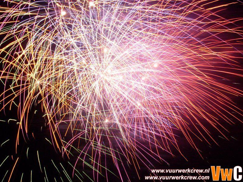 Knokke-heist Internationaal Vuurwerkfestival 23-08-2008 Zuid Afrika - Fireworks For Africa