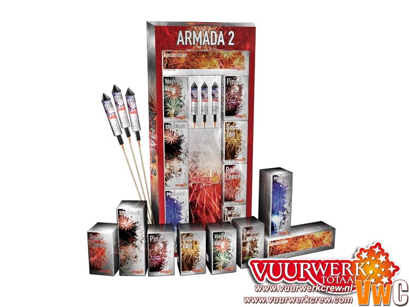 1459-armada2 Box by R@lph in Vuurwerkvisie