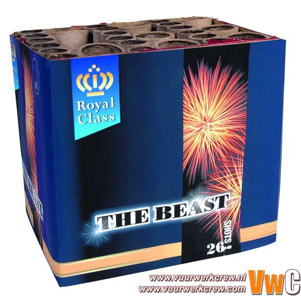 813 The Beast by ylke in Cakes en fonteinen