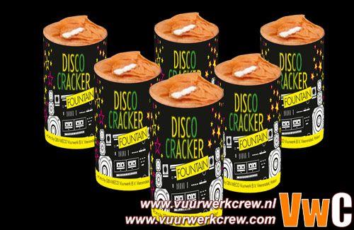 B2b Disco Cracker Fountain.B2b Disco Cracker Fountain Ass