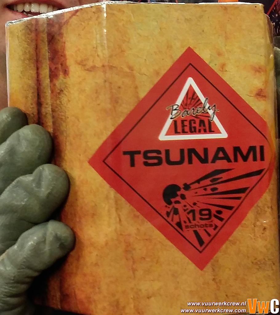 Tsunami by Torrr in Member's Categories