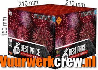 Klasek Best Price 2018 by Djaimy in Eurostar Fireworks