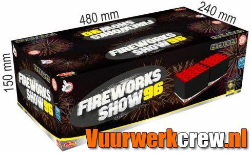 Klasek Fireworksshow 2018 by Djaimy in Eurostar Fireworks