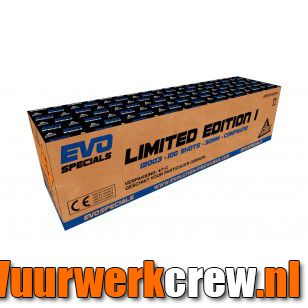 Evo - limited edition 1 by Djaimy in Evolution Fireworks