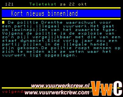 Teletekst 221011 by gizmo75 in Member's Categories
